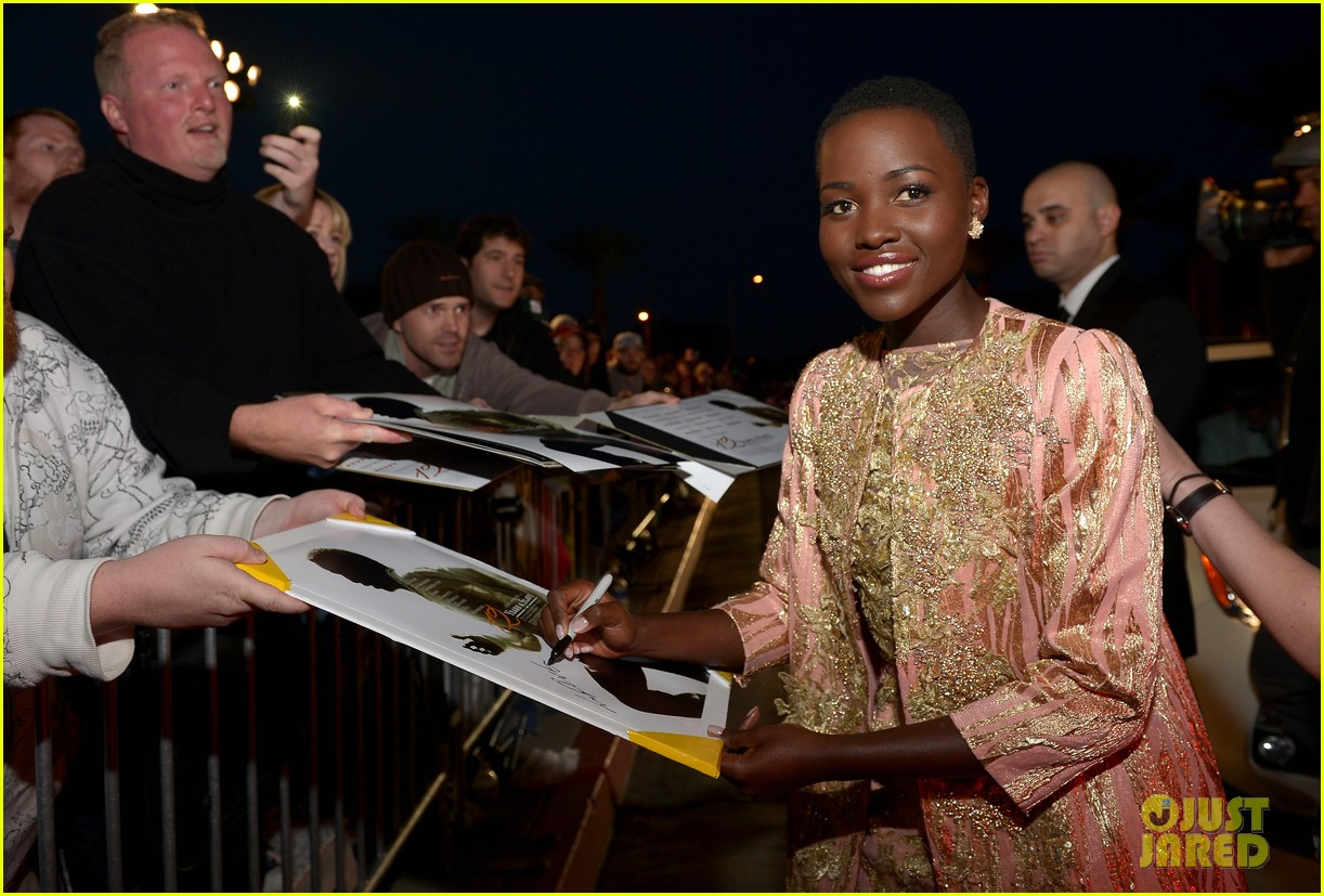 lupita nyongo chiwetel ejiofor palm springs film fest 2014 123022839