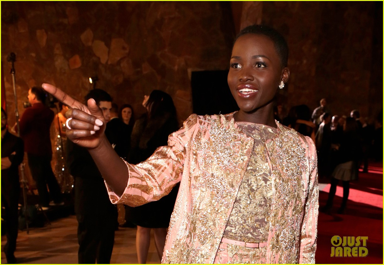 lupita nyongo chiwetel ejiofor palm springs film fest 2014 183022845