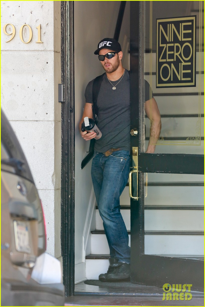 kellan lutz had one week to prep for legend of hercules 143032443