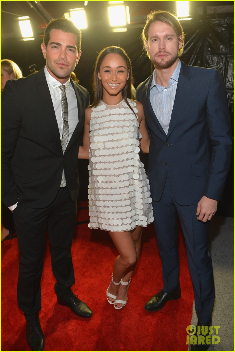 ashley madekwe jesse metcalfe audis golden globes party 18