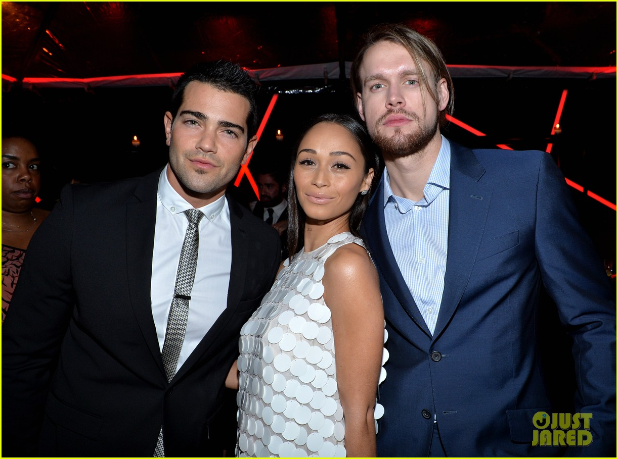 ashley madekwe jesse metcalfe audis golden globes party 193026888