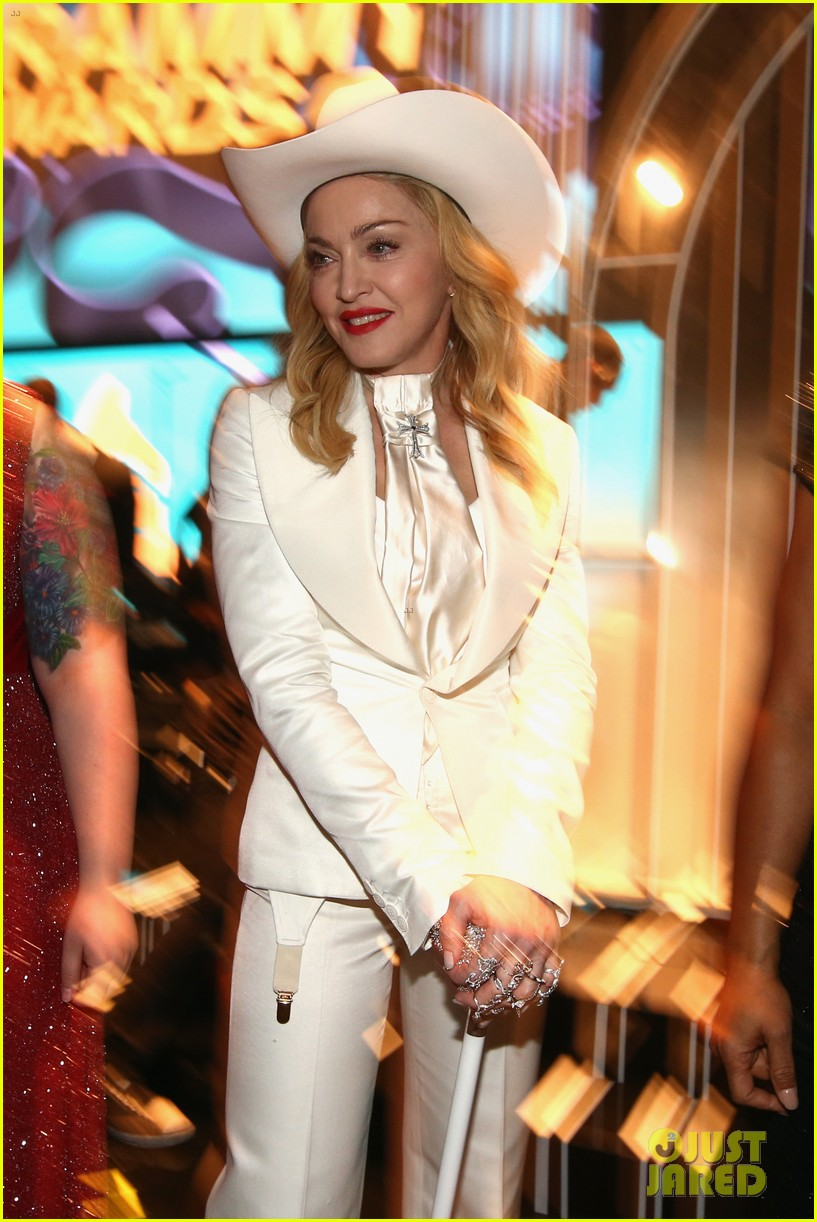 madonna performs open your heart at grammys 2014 video 103041562