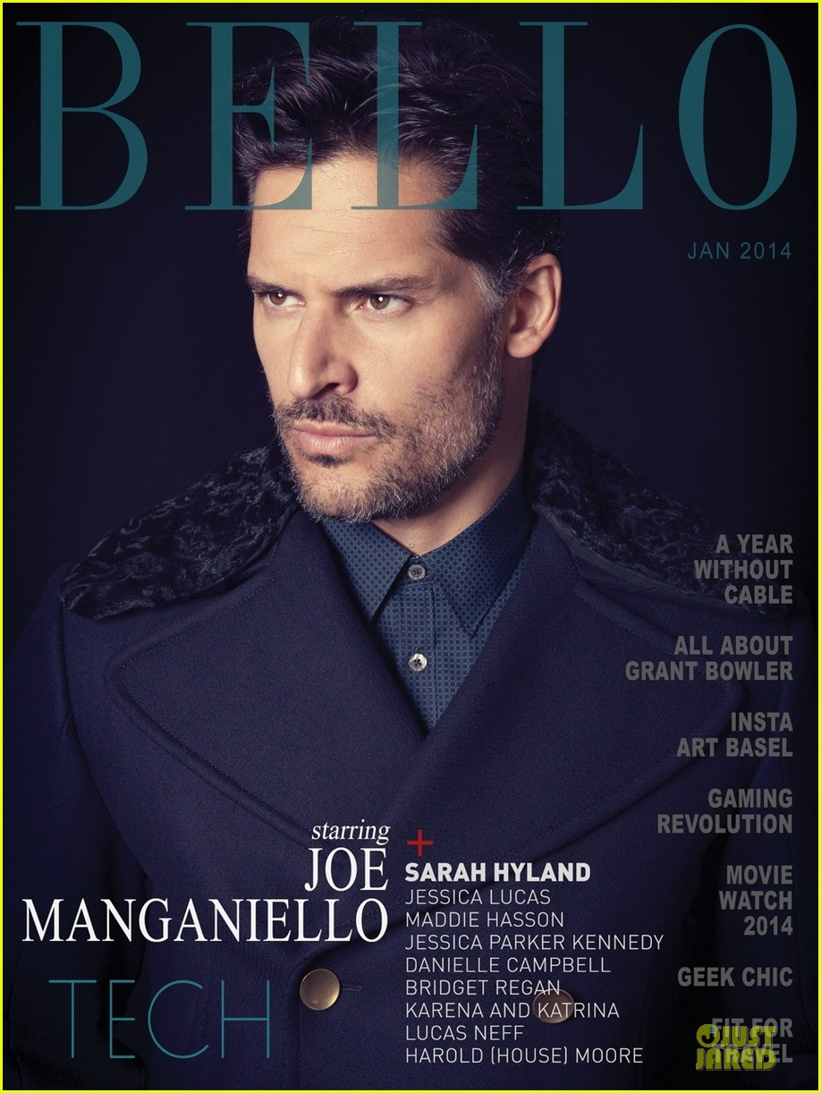 joe manganiello covers bello magazine january 2014 103027777