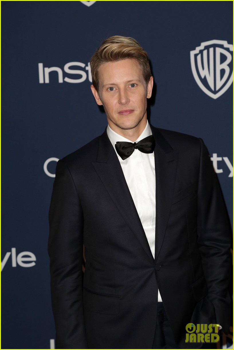 gabriel mann nick wechsler instyle golden globes party 2014 053030369