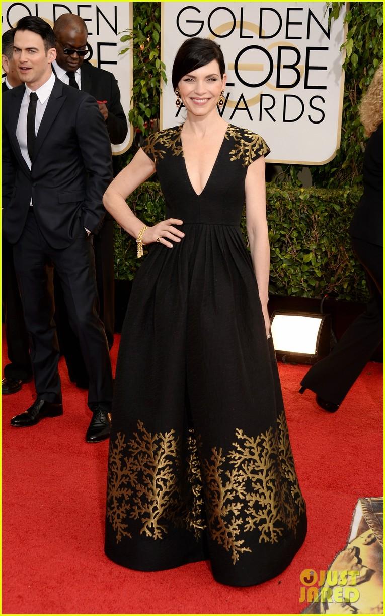 julianna margulies golden globes 2014 red carpet 013029465