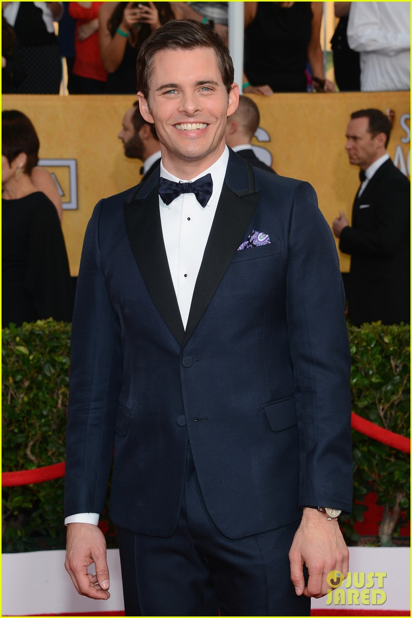 james marsden sag awards 2014 red carpet 013034820
