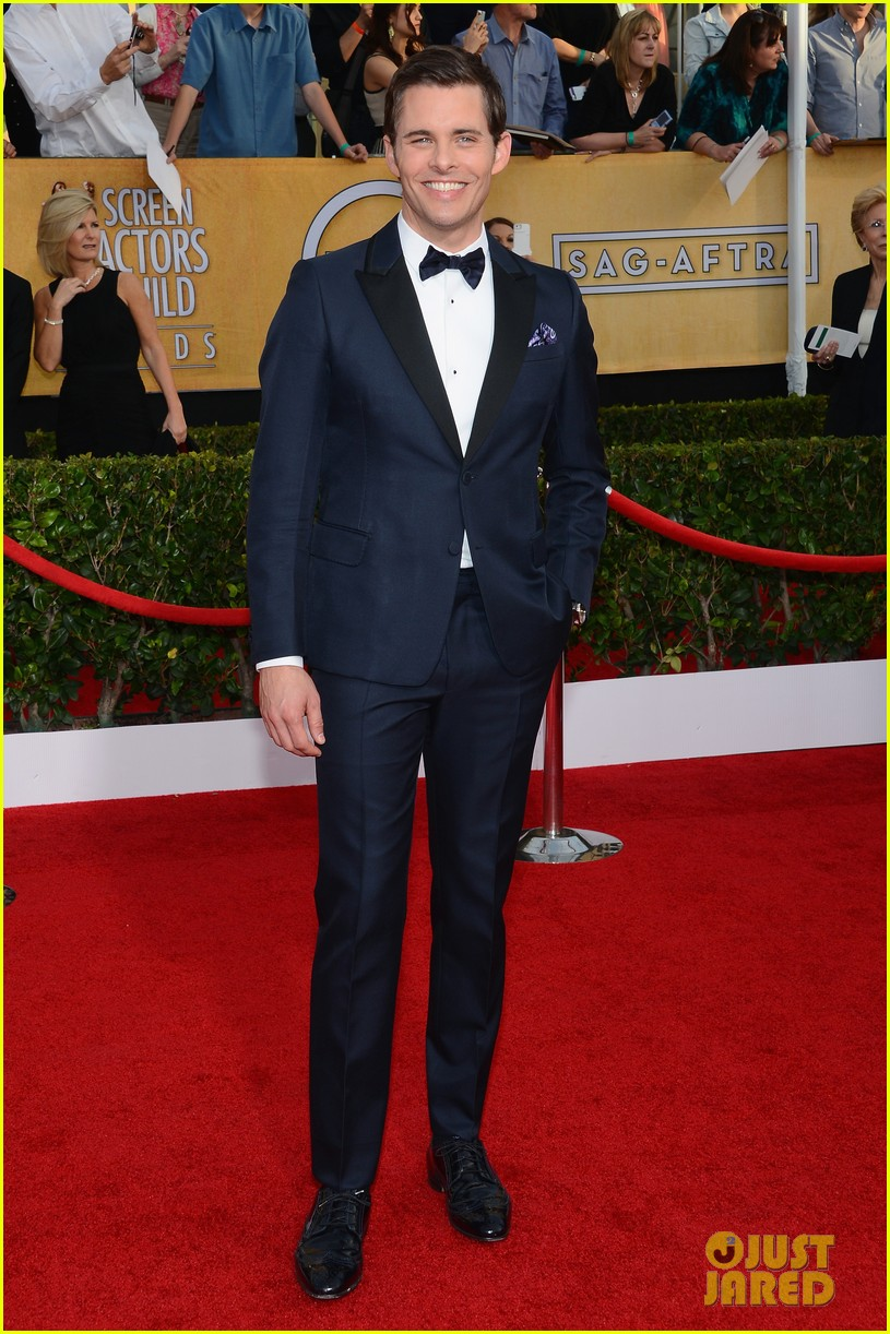 james marsden sag awards 2014 red carpet 023034821