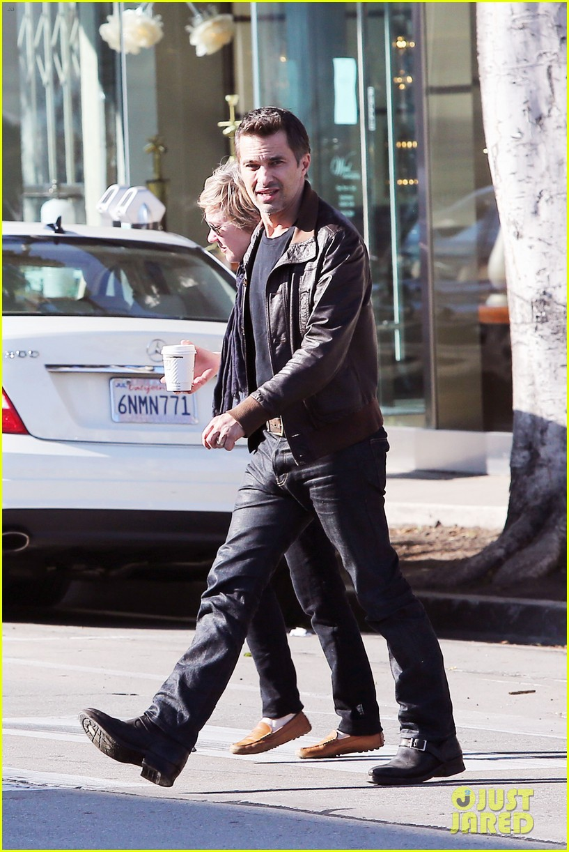 olivier martinez new years day with mother rosemarie 153021408