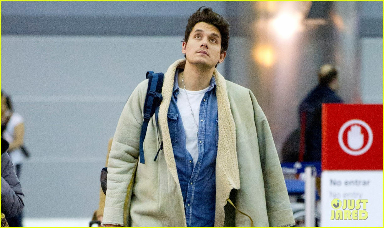 john mayer flies into the polar vortex welcome to chilly nyc 043044279
