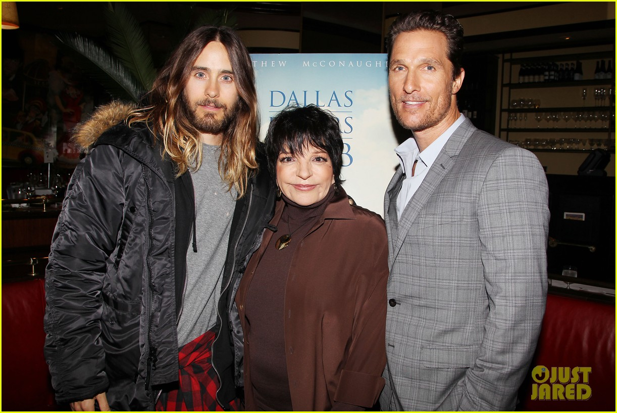 matthew mcconaughey jared leto dallas luncheon in nyc 073023865