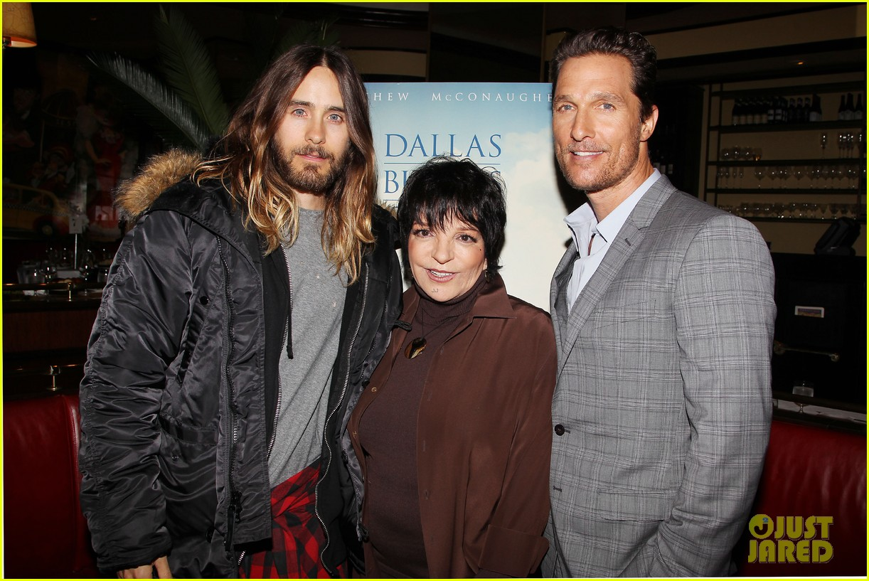 matthew mcconaughey jared leto dallas luncheon in nyc 093023867