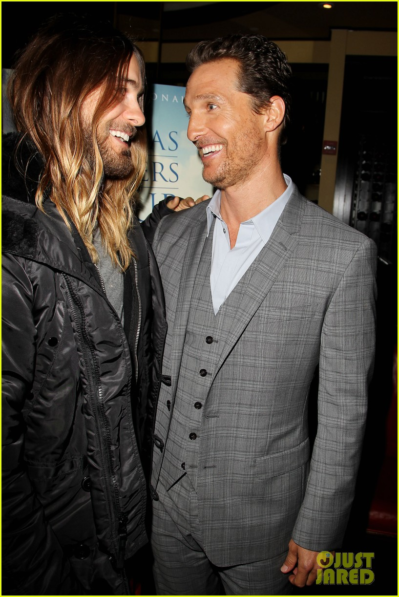 matthew mcconaughey jared leto dallas luncheon in nyc 213023879