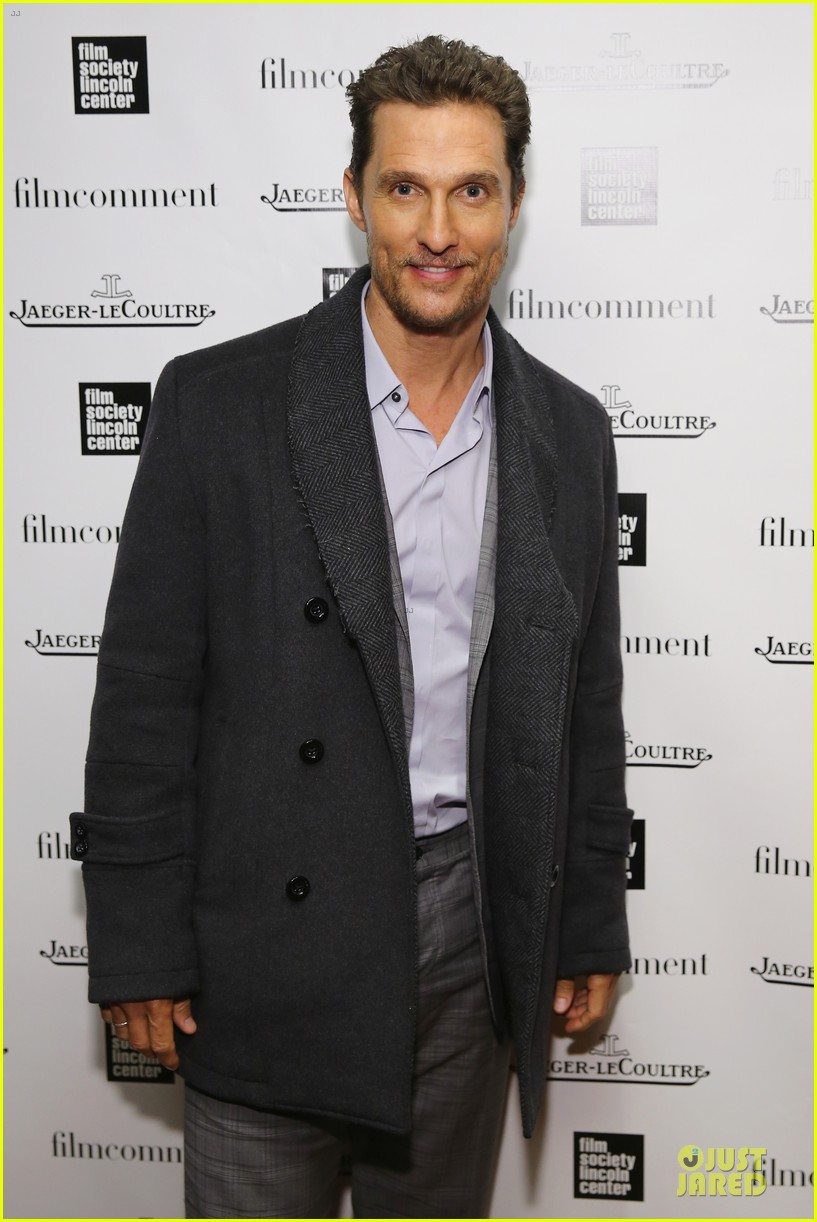 matthew mcconaughey lincoln center luncheon 06