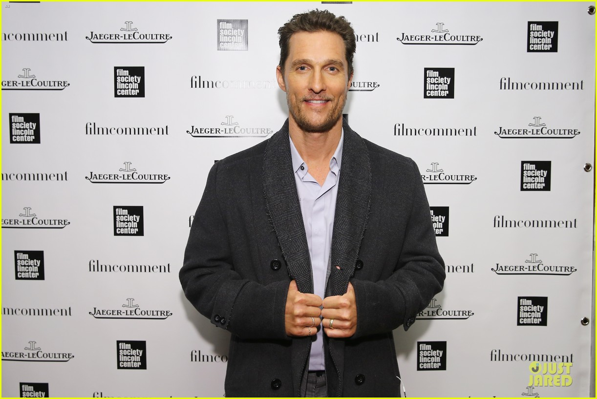 matthew mcconaughey lincoln center luncheon 093024637