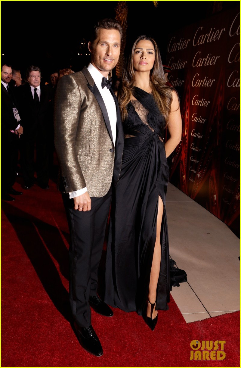 matthew mcconaughey camila alves palm springs film festival awards gala 2014 053022764