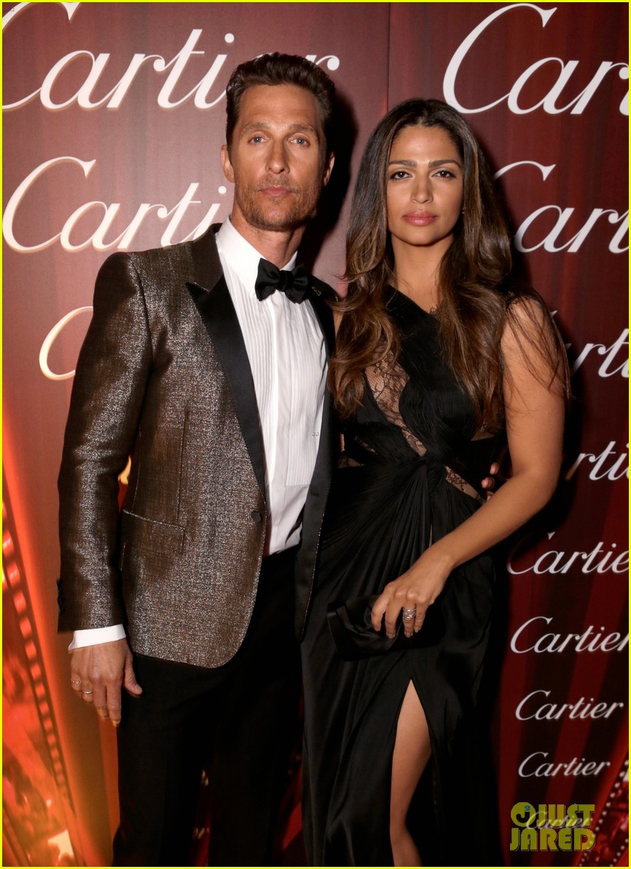 matthew mcconaughey camila alves palm springs film festival awards gala 2014 083022767