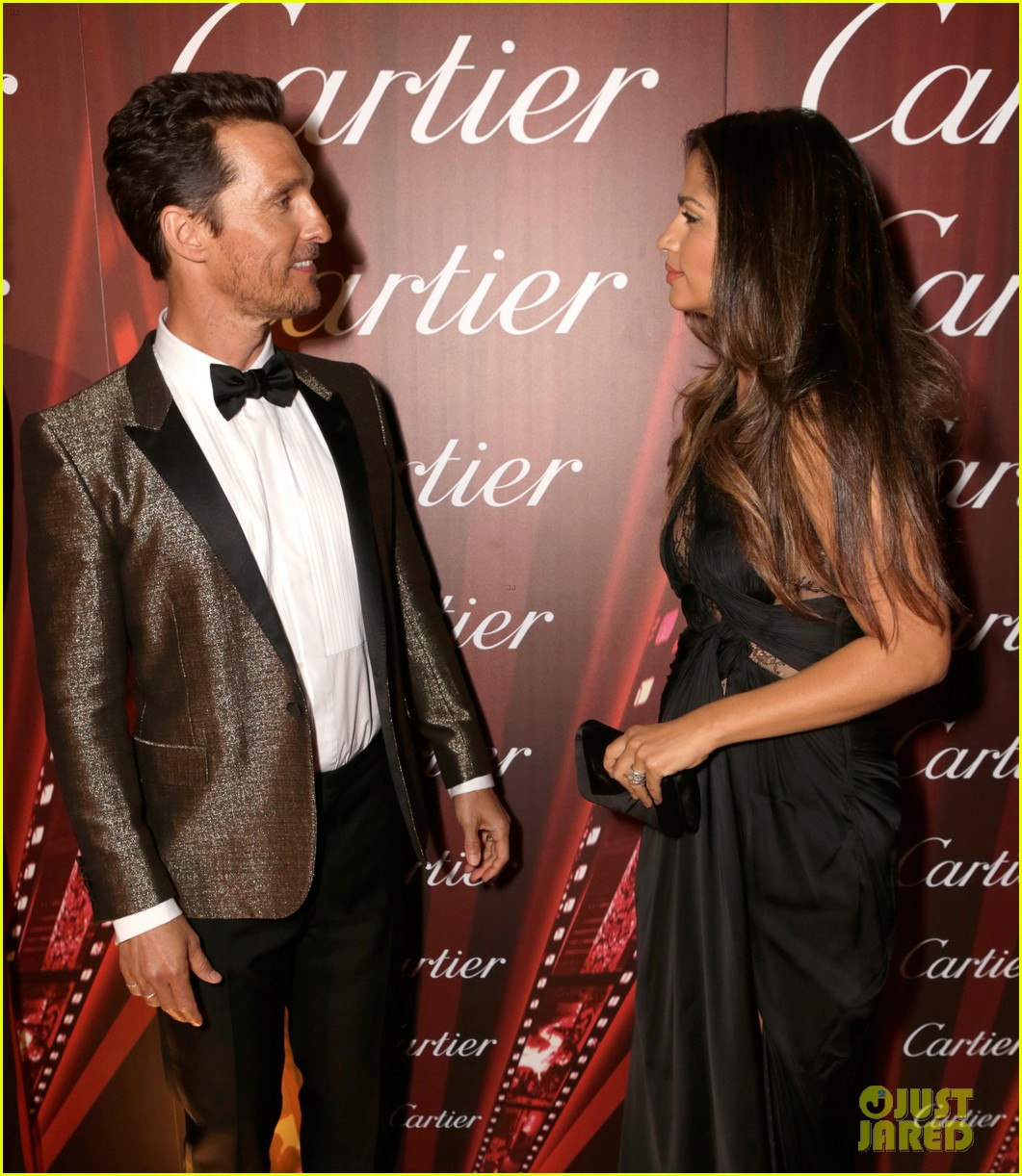matthew mcconaughey camila alves palm springs film festival awards gala 2014 113022770