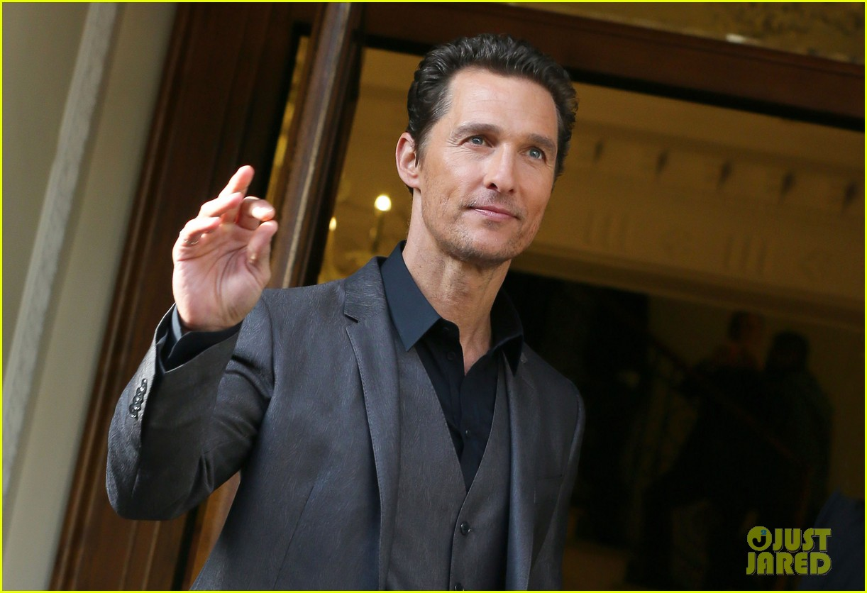 matthew mcconaughey dallas buyers club rome photo call 023042726