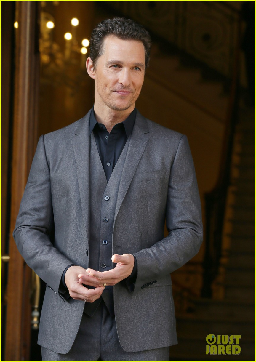 matthew mcconaughey dallas buyers club rome photo call 083042732