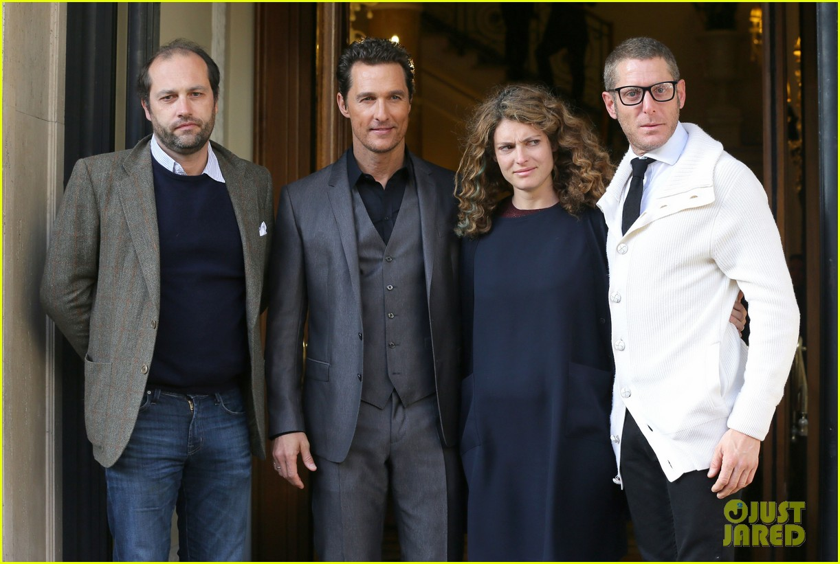matthew mcconaughey dallas buyers club rome photo call 173042741