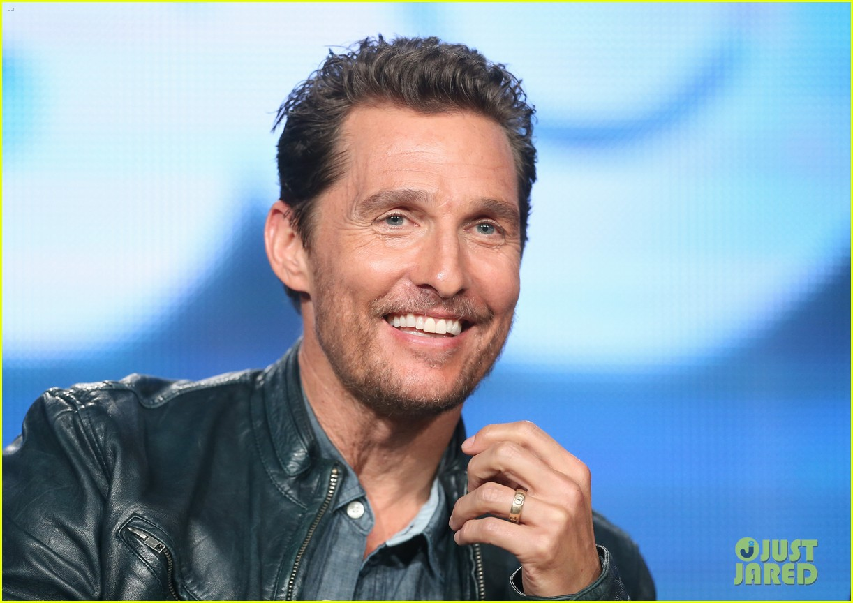 matthew mcconaughey true detective tca winter tour panel 133026516