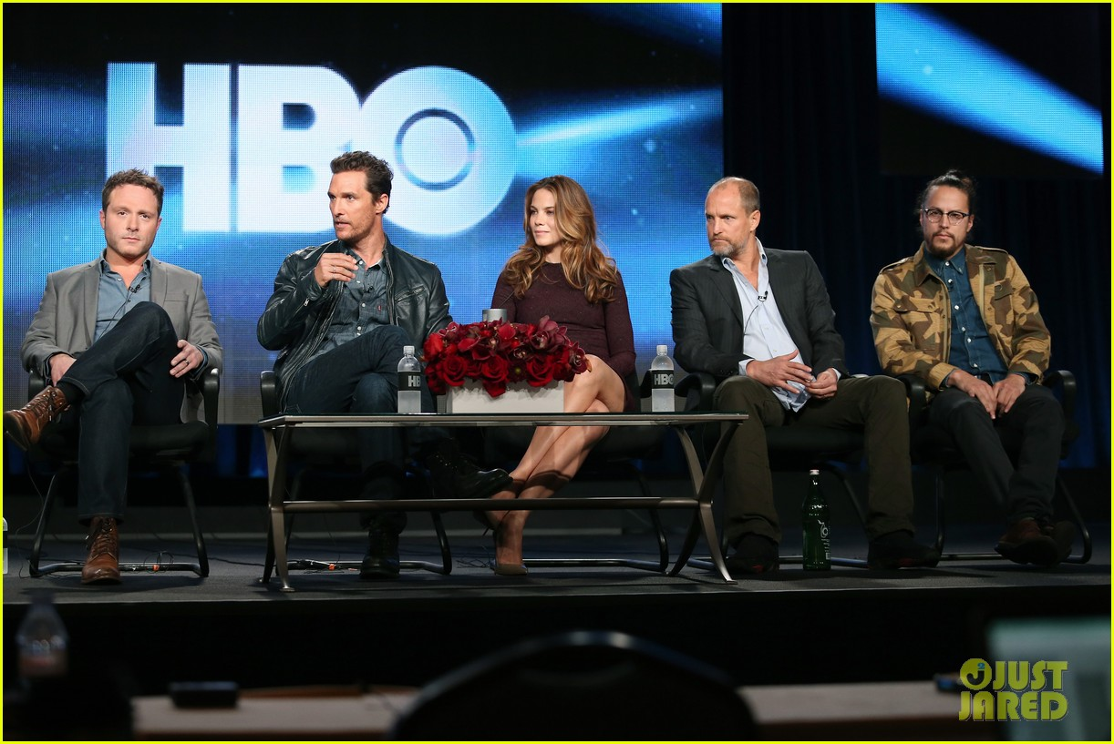 matthew mcconaughey true detective tca winter tour panel 143026517