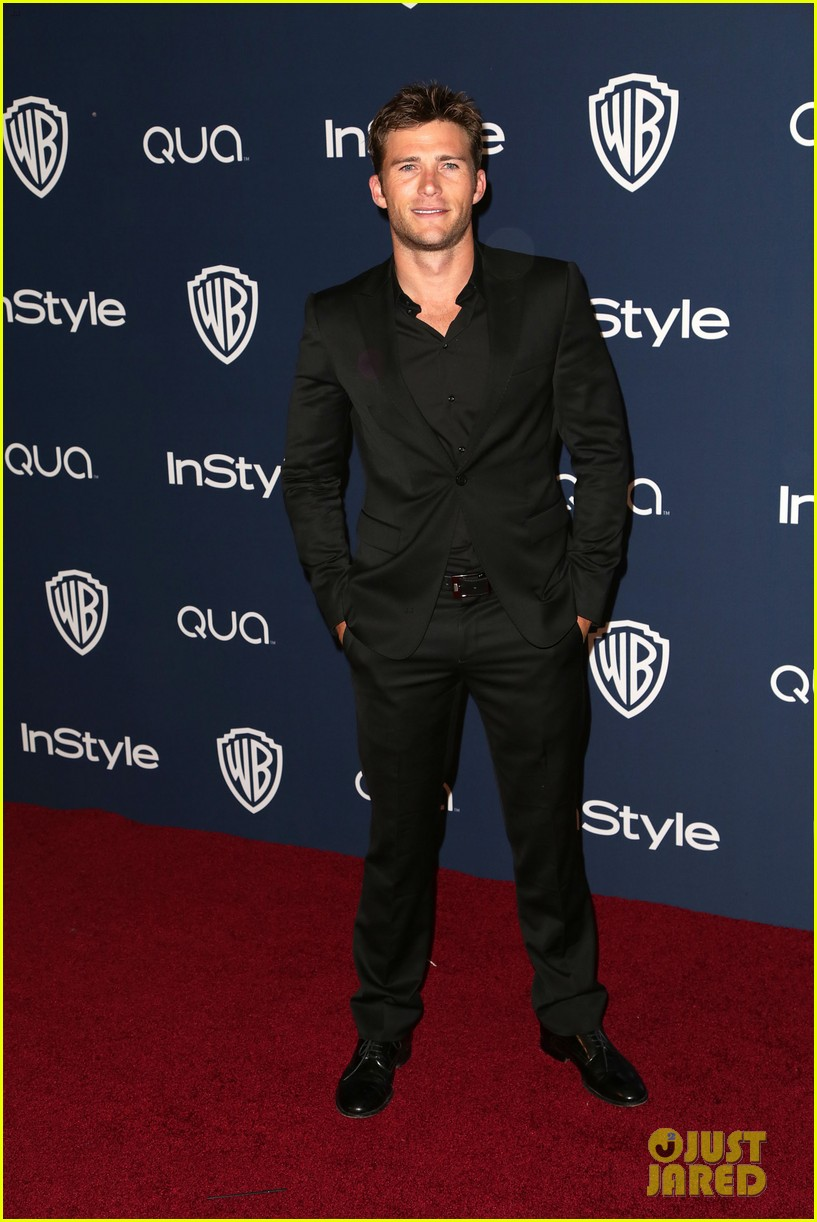 ben mckenzie scott eastwood instyle golden globes party 2014 043030288