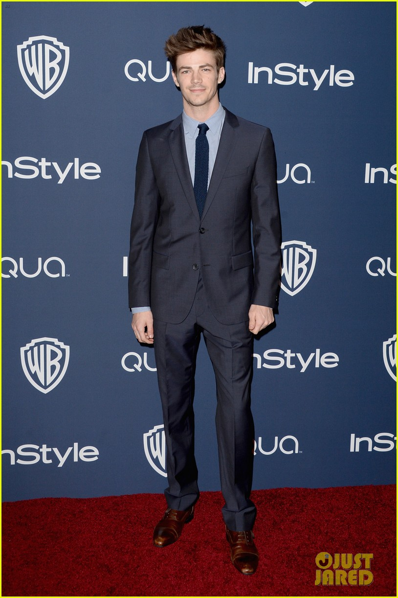 ben mckenzie scott eastwood instyle golden globes party 2014 06