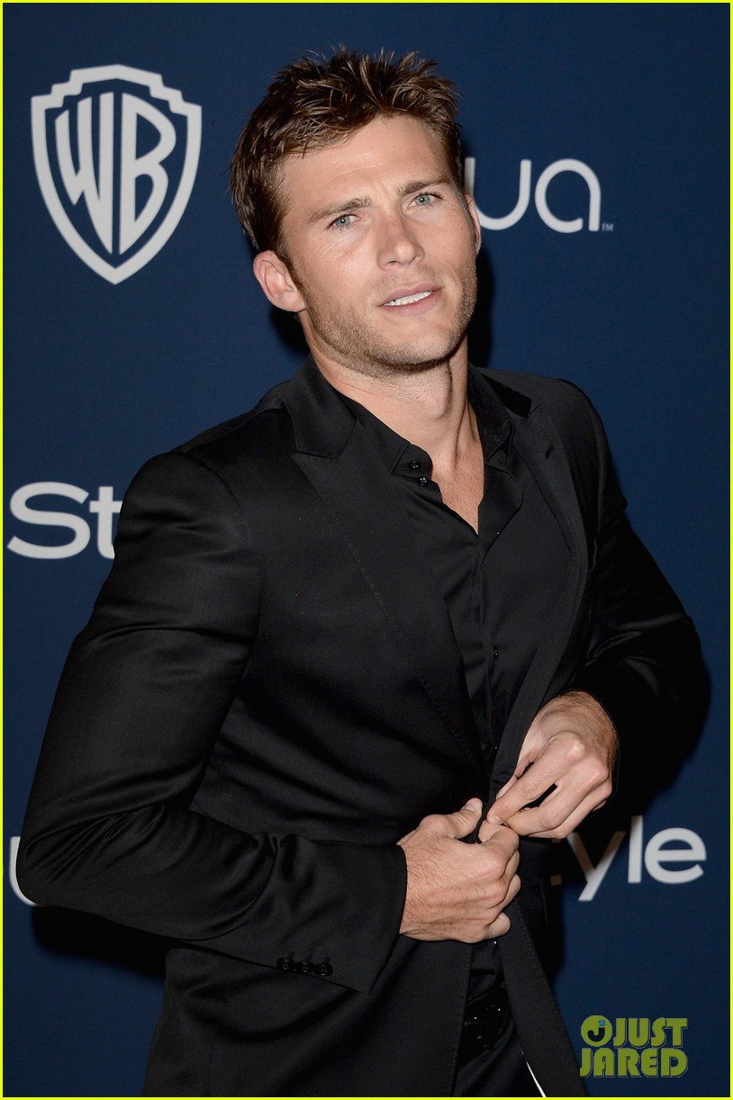 ben mckenzie scott eastwood instyle golden globes party 2014 093030293