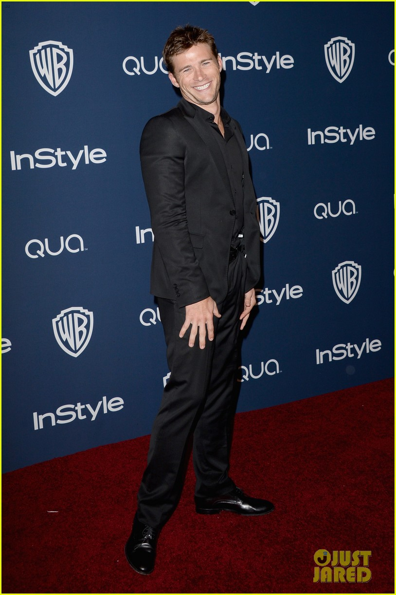 ben mckenzie scott eastwood instyle golden globes party 2014 103030294