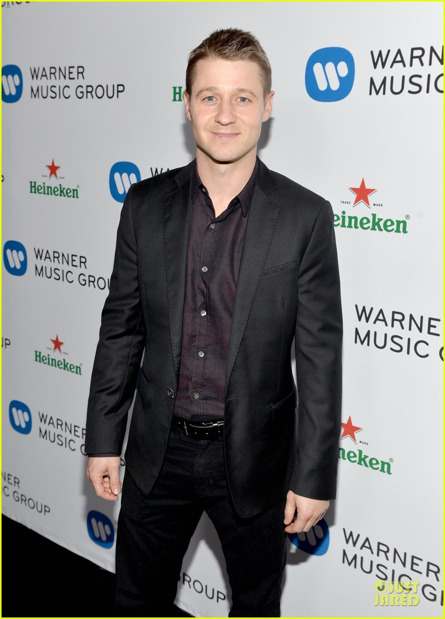 ben mckenzie miles teller warner music group grammys 2014 after party 033041757