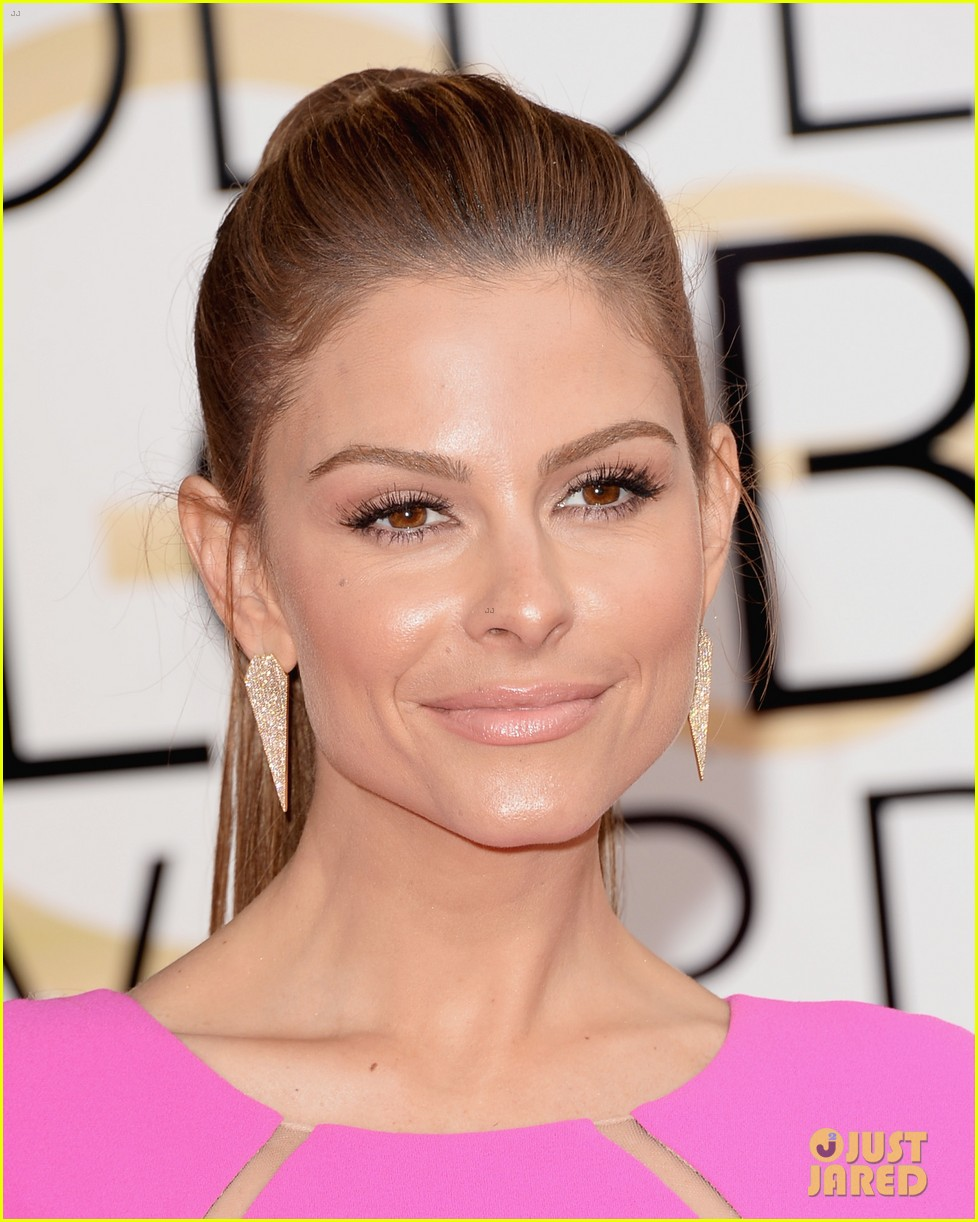 maria menounos golden globes 2014 red carpet 103029056