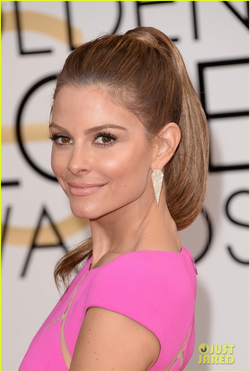 maria menounos golden globes 2014 red carpet 153029061