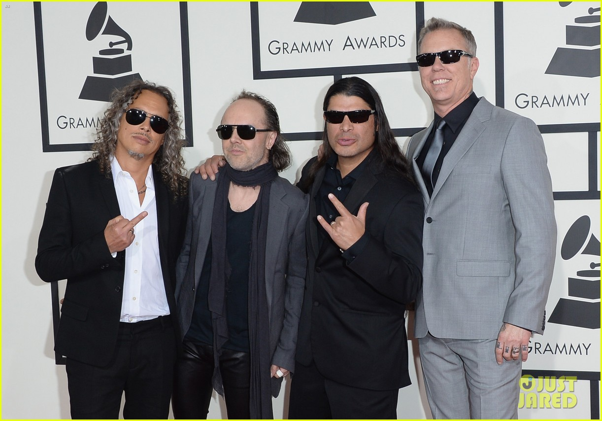 metallica one with lang lang at grammys 2014 video 03