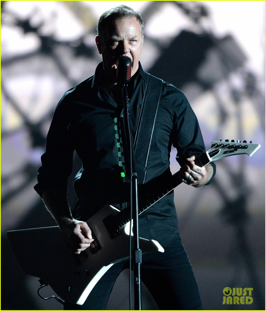 metallica one with lang lang at grammys 2014 video 073041701