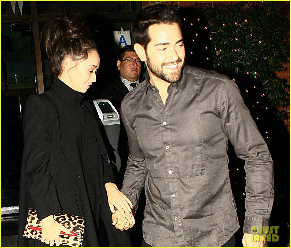jesse metcalfe cara santana mr chows dinner with the maguires 043022078