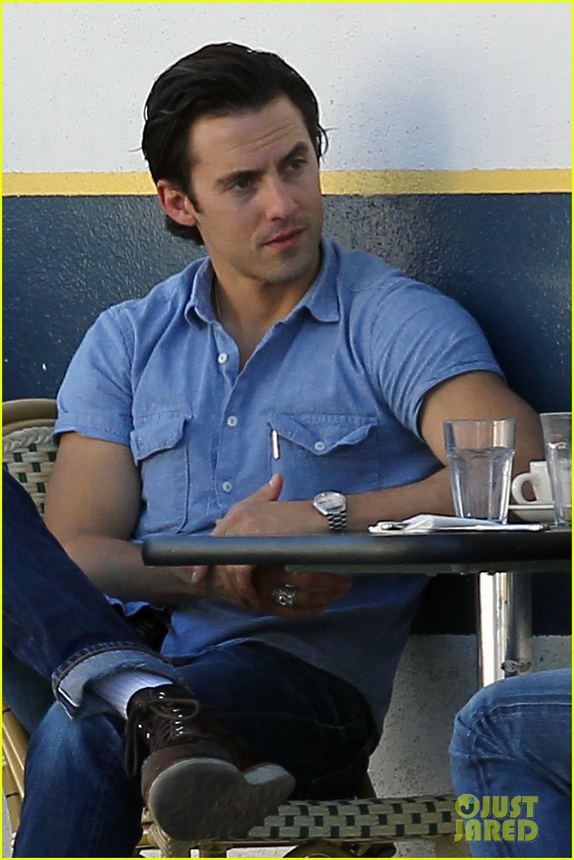 milo ventimiglia bares muscles for los angeles lunch 023033581