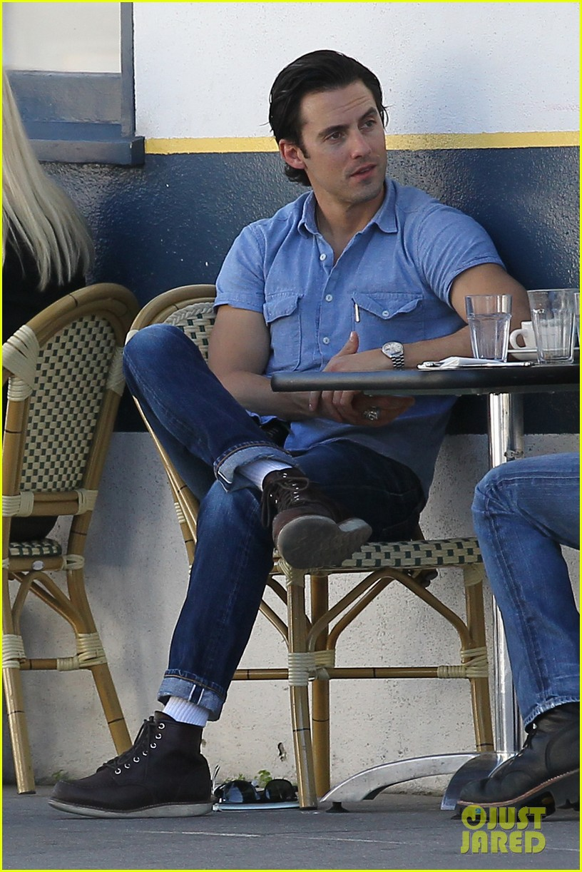milo ventimiglia bares muscles for los angeles lunch 053033584