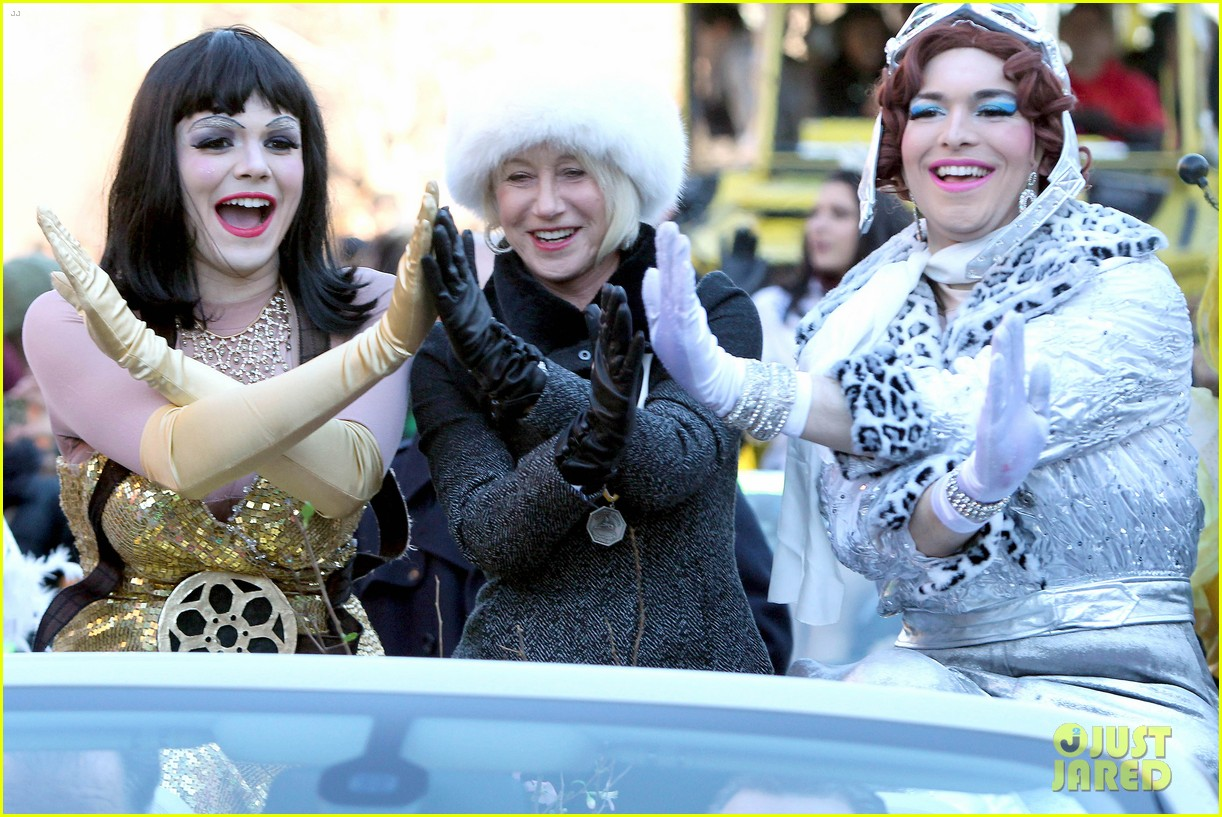 helen mirren twerks hangs with drag queens continues to be one of hollywoods coolest ladies 163044477