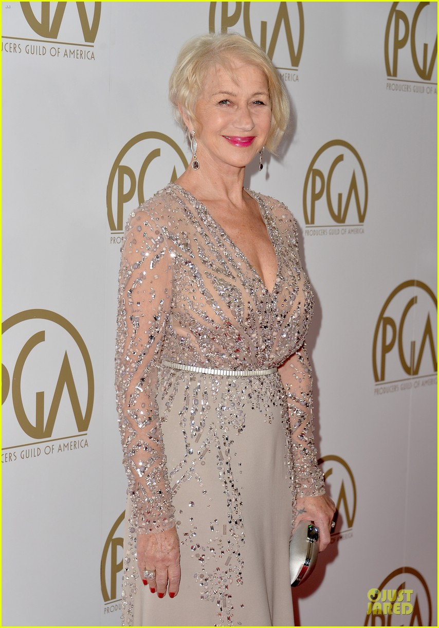 helen mirren june squibb producers guild awards 2014 02