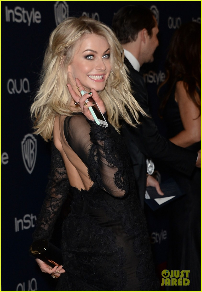 michelle monaghan julianne hough instyle golden globes party 2014 153030248