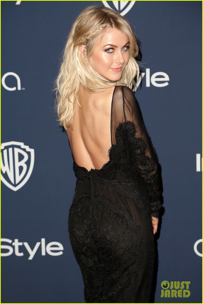 michelle monaghan julianne hough instyle golden globes party 2014 183030251