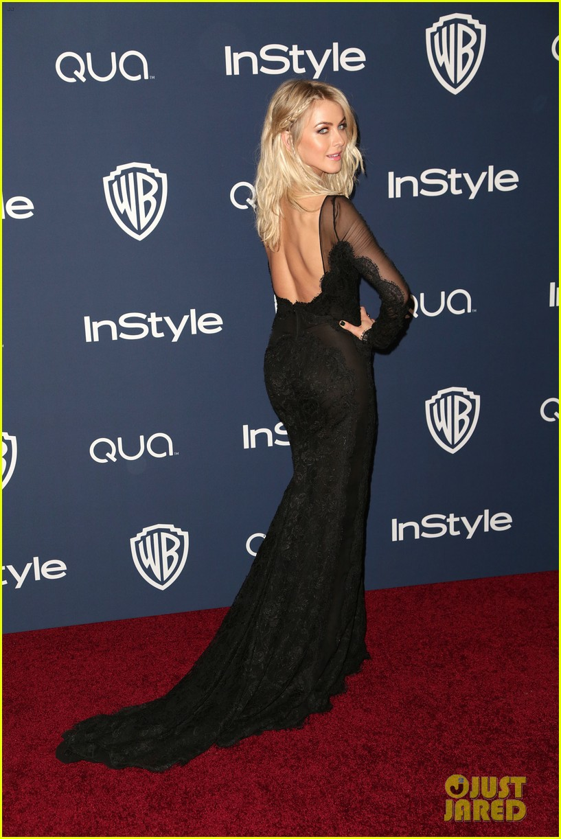 michelle monaghan julianne hough instyle golden globes party 2014 203030253