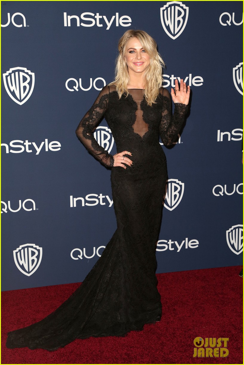 michelle monaghan julianne hough instyle golden globes party 2014 213030254