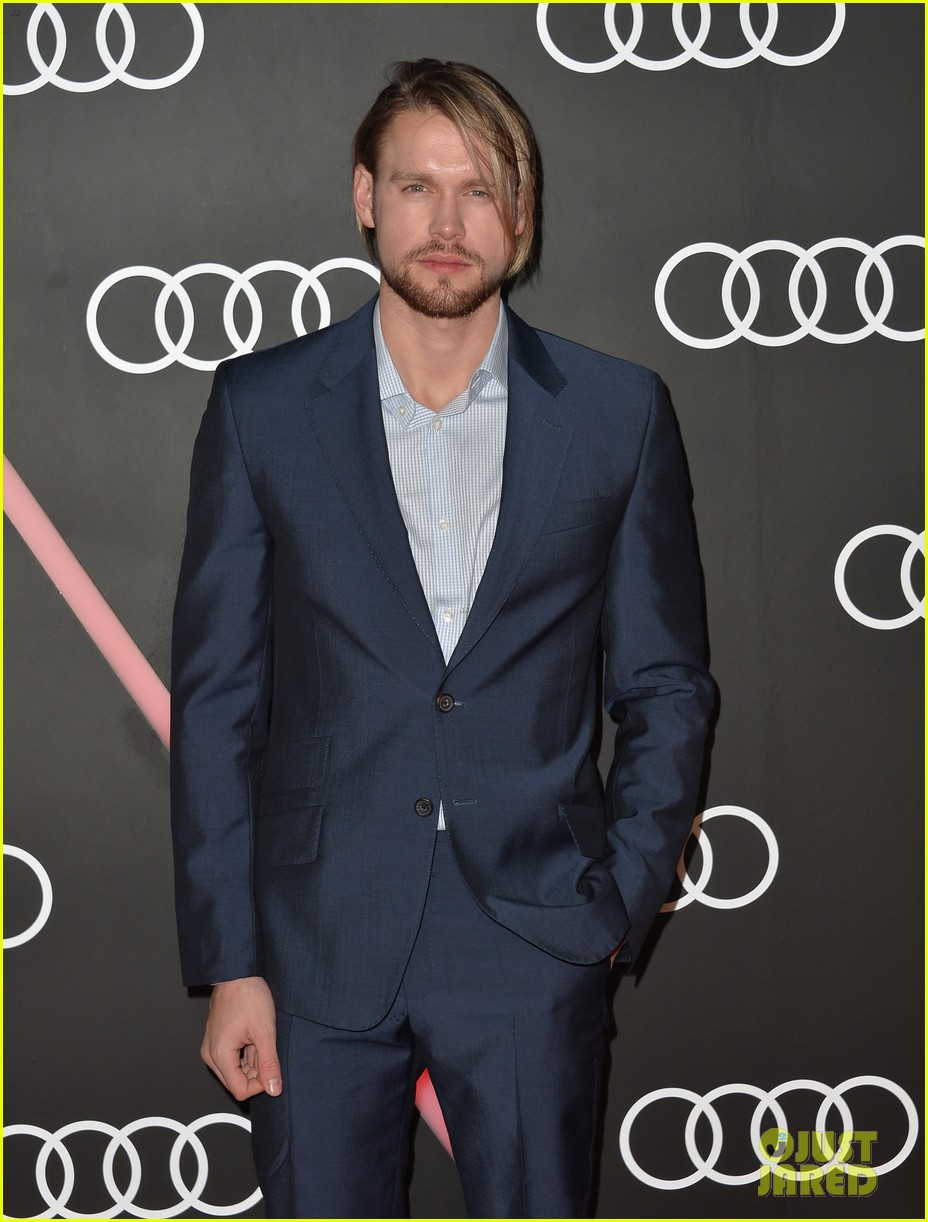 matthew morrison chord overstreet pre golden globes party 063026909