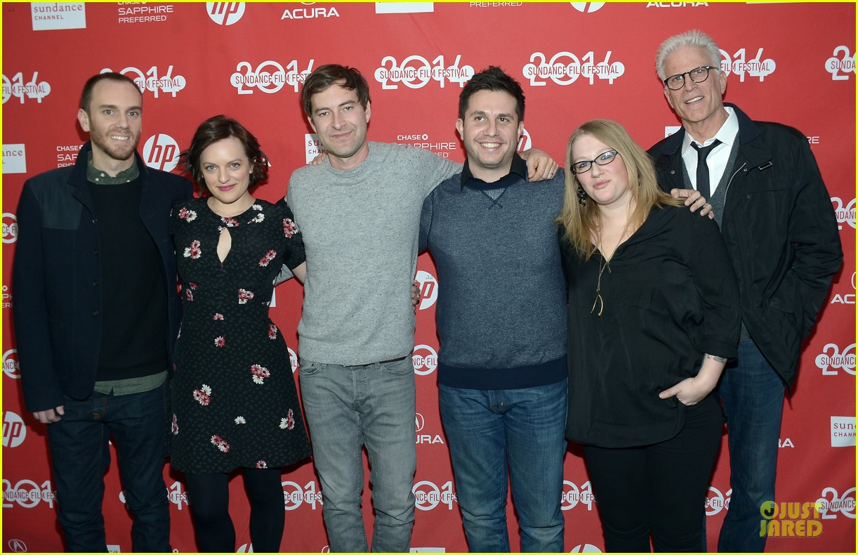 elisabeth moss mark duplass the one i love sundance premiere 233037496