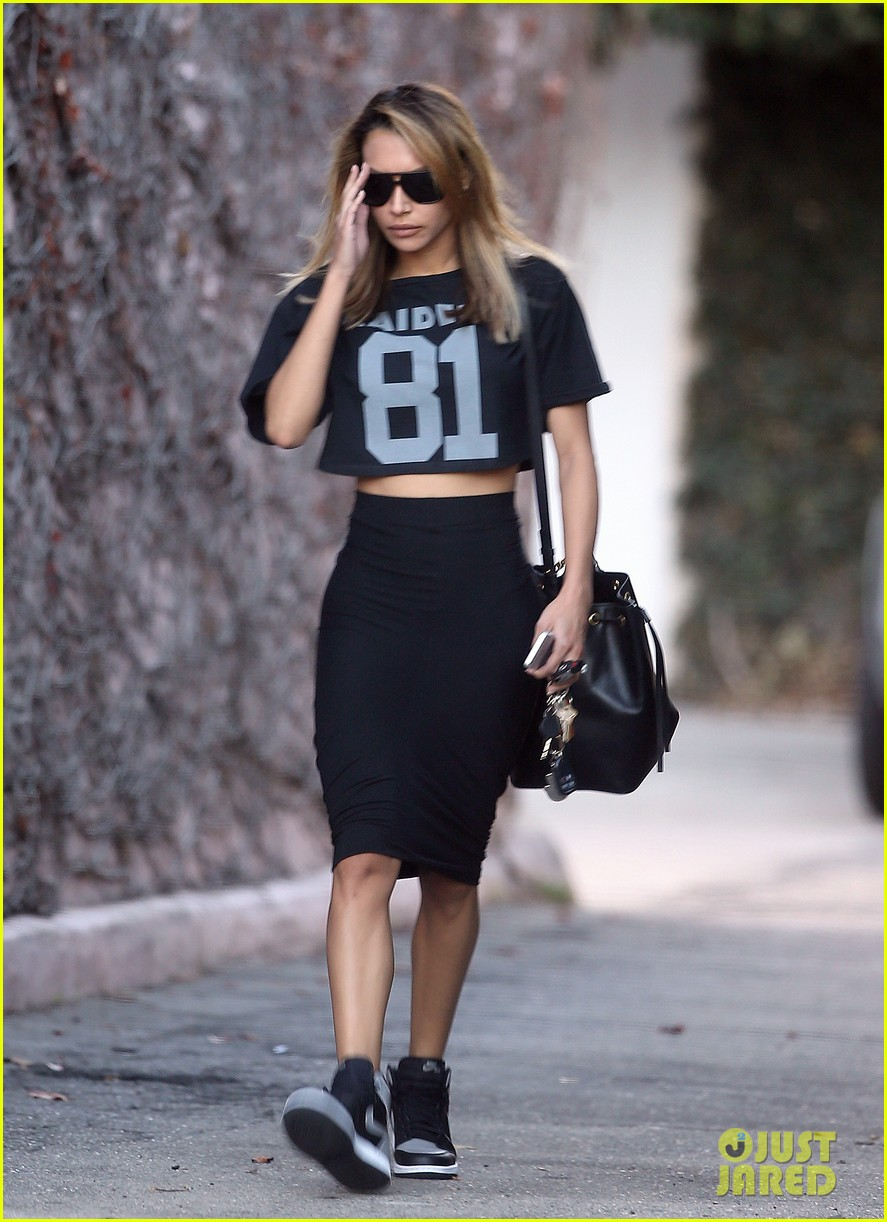 naya rivera i love my fiance big sean 013042784