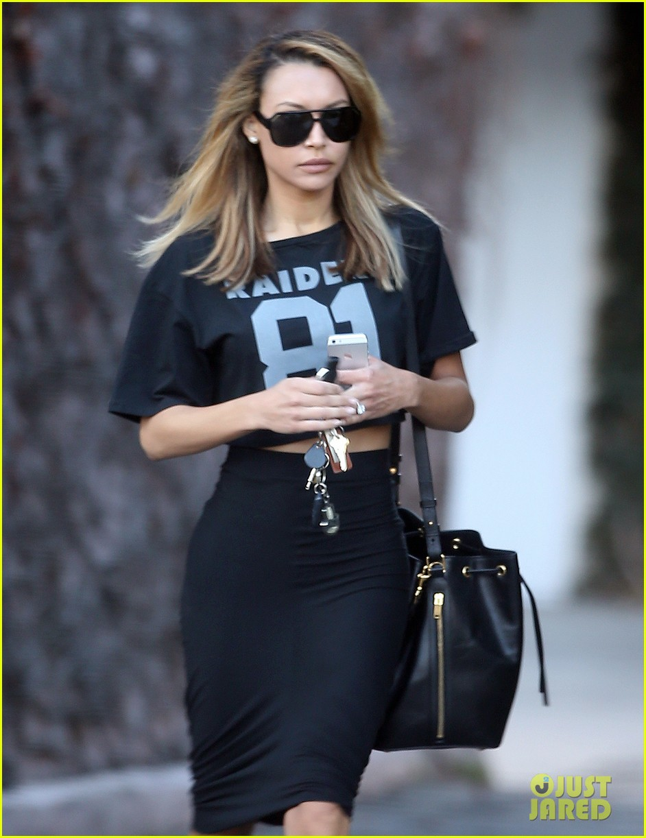naya rivera i love my fiance big sean 023042785