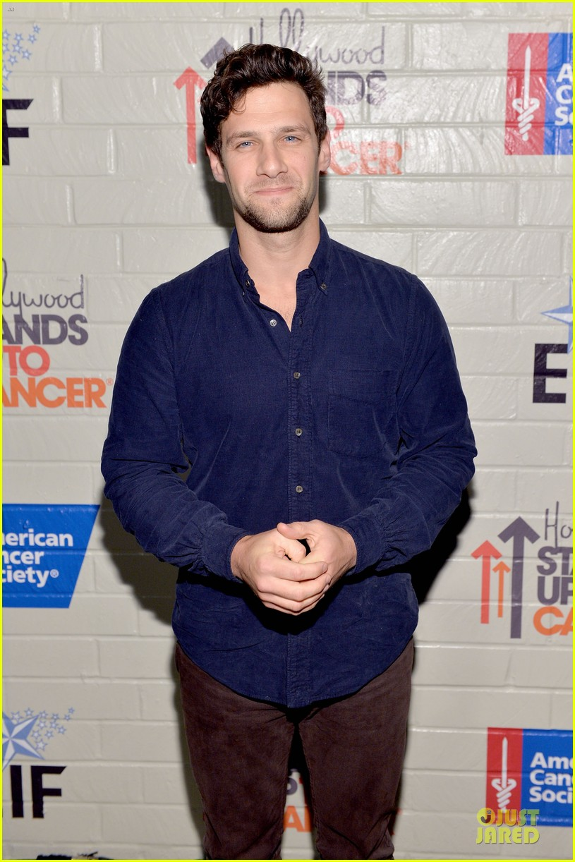 neil patrick harris justin bartha hollywood stand up to cancer event 083043363
