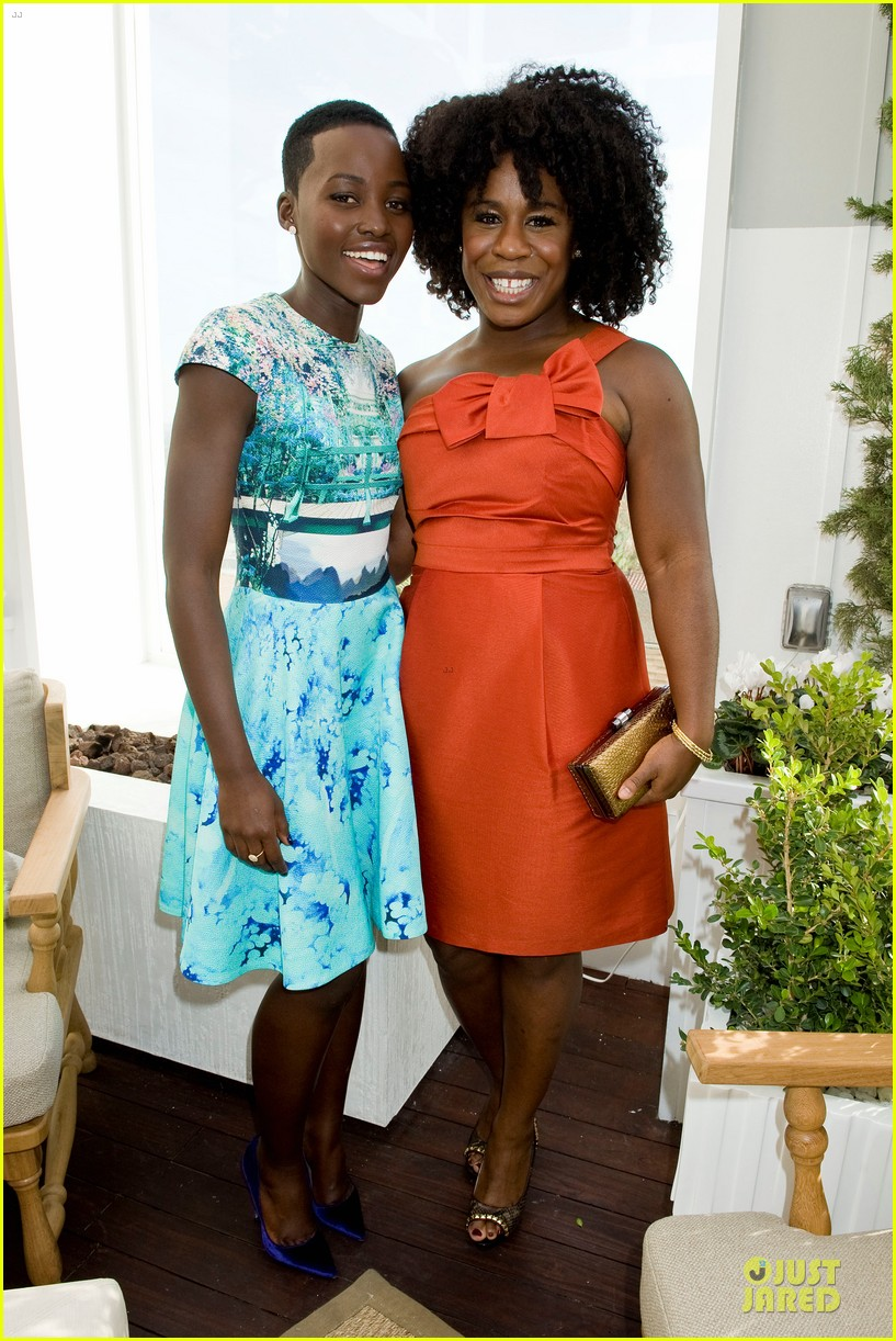 lupita nyongo dujour cover party with michelle dockery 043028190